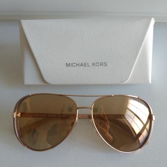 🌞 Michael kors aviator sunglasses mk5004